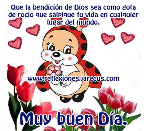 imagenes que digan buen dia muy buen d 237 a que la bendici 243 n de dios salpique en tu vida