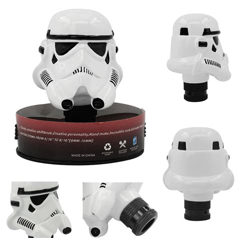 Wars Gear Shift Knob by Wars Clone Trooper Gear Stick Shift Knob Universal