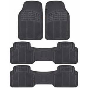 Heavy Duty Floor Mats Walmart Motor Trend Odorless Car Floor Mats Heavy Duty Rubber 3