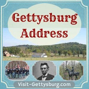 the enduring impact of lincoln s gettysburg address did 17 best ideas about gettysburg address speech on