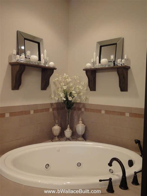how to decorate a bathtub 25 best ideas about jacuzzi tub decor on pinterest