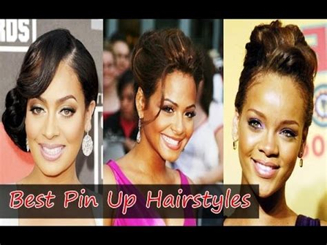 American Pin Up Hairstyles by Black American Best Pin Up Hairstyles