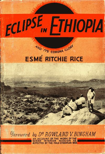 eclipse in and its corona missiology