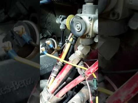 freightliner  electric trailer brake switch youtube