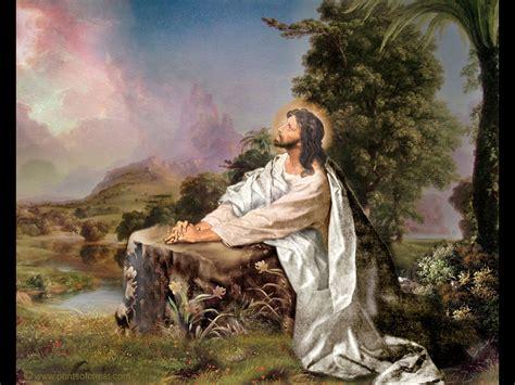 Jesus Garden by Picture Wallpaper Free Jesus Pictures Wallpaper