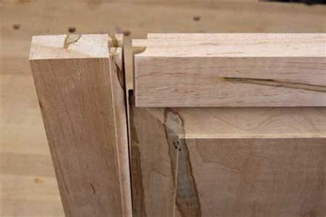 Router Joinery Basics Cope And Stick Articles Cabinet Door Joinery