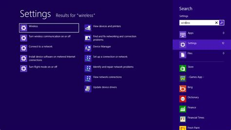 how to turn on wi fi and bluetooth in windows 8 pc advisor