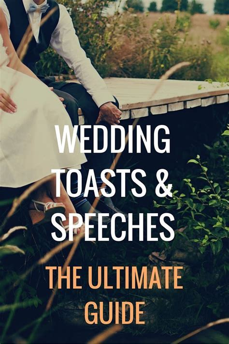 Ultimate Guide to Writing & Delivering a Great Wedding