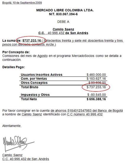 ejemplo de cobro de comisiones documentos comerciales mayo 2013
