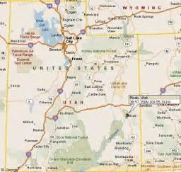 colorado city utah map moab utah map 4