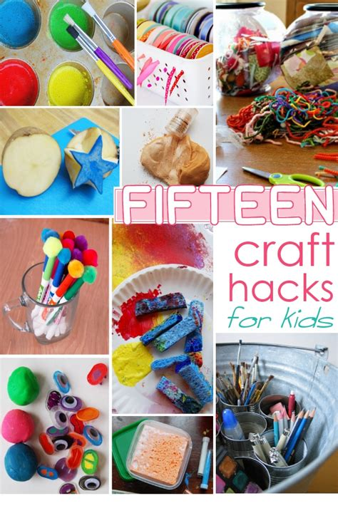 arts and crafts stores for 15 craft hacks for