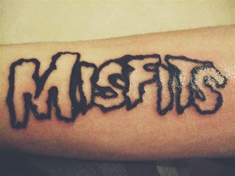 misfit tattoo misfits