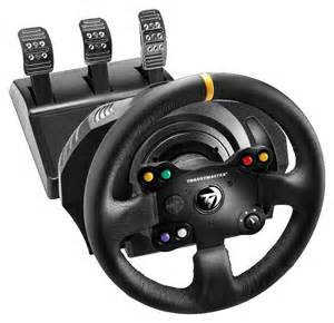 Steering Wheel For Xbox One With Feedback Tmx Feedback Racing Wheel Now Available For Xbox One