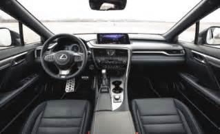Lexus Rx 350 Interior 2017 Lexus Rx 350 Redesign Engine Information 2018 New Suv