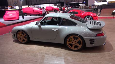 ruf porsche 993 ruf 993 turbo r limited get your 993 brand new youtube