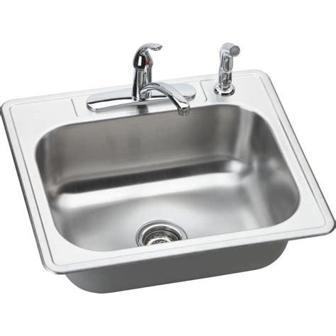 elkay dse dayton elite stainless steel single bowl
