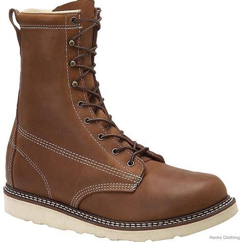 carolina boot carolina ca7001 boots broad toe boot usa made
