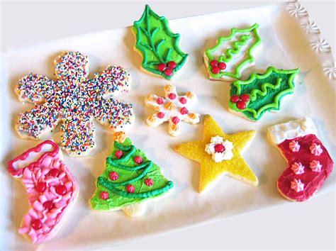 holiday sugar cookies recipe simplyrecipes com