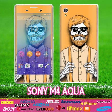 Garskin Sony M4 Aqua Gentlement adelle garskin garskin sony m4 aqua
