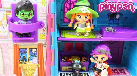 casa monster casa de pinypon pinymonsters juguetes de pinypon en