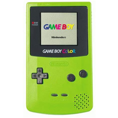 boy color system neon green for sale nintendo dkoldies