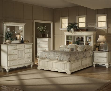 white country style bedroom furniture raya image