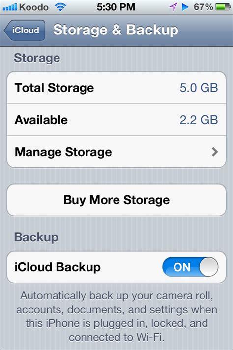 iphone icloud backup restoring iphone 4 from icloud backup