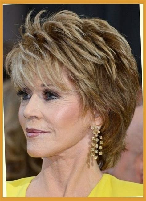 jane fonda hairs styles with cutting instructions the 25 best short choppy haircuts ideas on pinterest