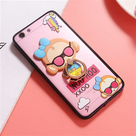 Oppo F1s A59 3d Teddy Brown Soft Silicone Cover buy wholesale monkey from china monkey wholesalers