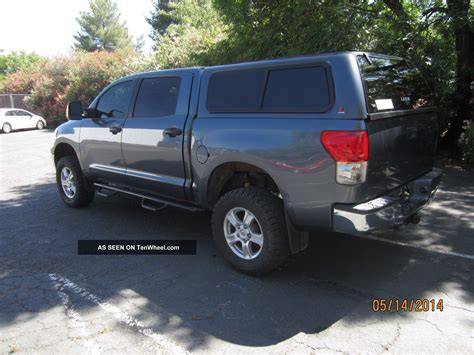Toyota Tundra Cer Shell Toyota Tundra 2008 Sr5 Crewmax 5 7l 4wd Leer Cer Shell