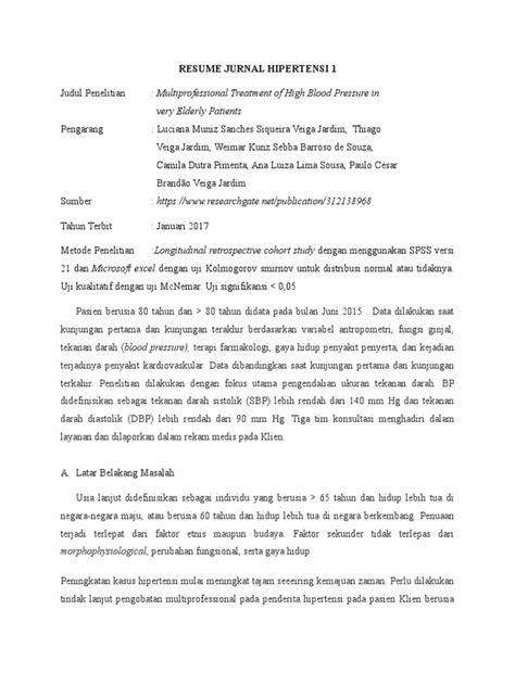 format resume jurnal penelitian contoh jurnal