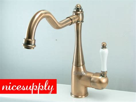 copper faucet bathroom new antique copper bathroom basin sink faucet mixer tap