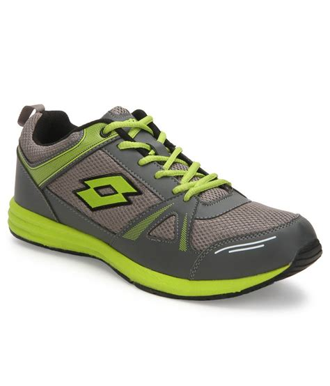 sport shoe deals lotto hurry gray sport shoes snapdeal price sports shoes