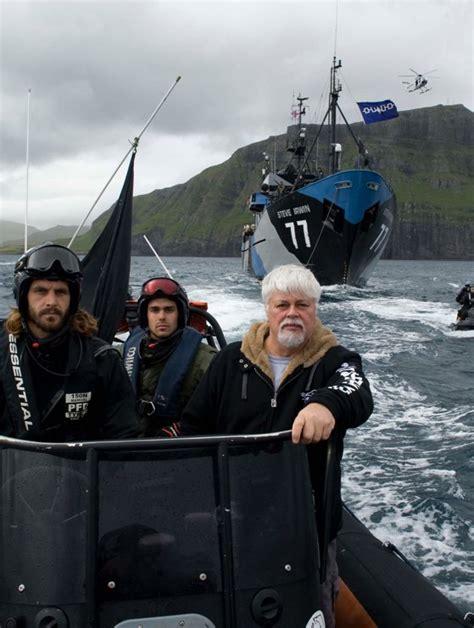 Kaos Sea Shepherd Neptune Navy sea shepherd global