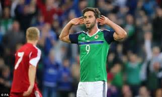 shown by ireland boss despite poor form view photo yahoo sport will grigg granted request to sit out northern ireland s