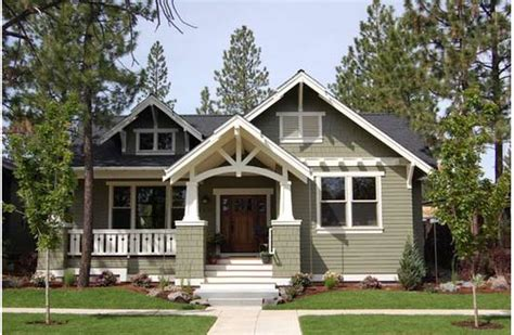 craftsman style house plans one story one story craftsman style house plans