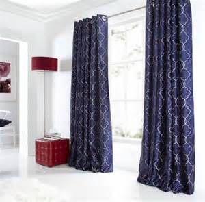 navy blue curtain panels myideasbedroom