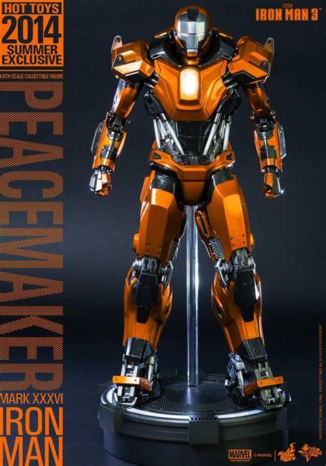Tas Moslem Mk 001 002 003 004 toys iron 3 peacemaker armor the toyark news