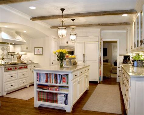 island bookcase houzz