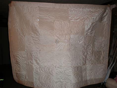 Wedding Dress Quilt by Wedding Dress Quilt On Quilts Wedding Dresses