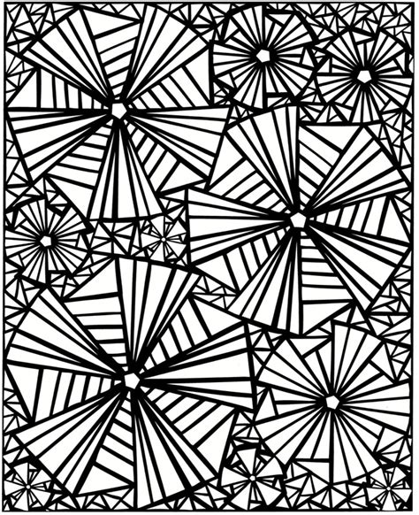 flower mosaic coloring page flower mosaic coloring free coloring pages of flower mosaic