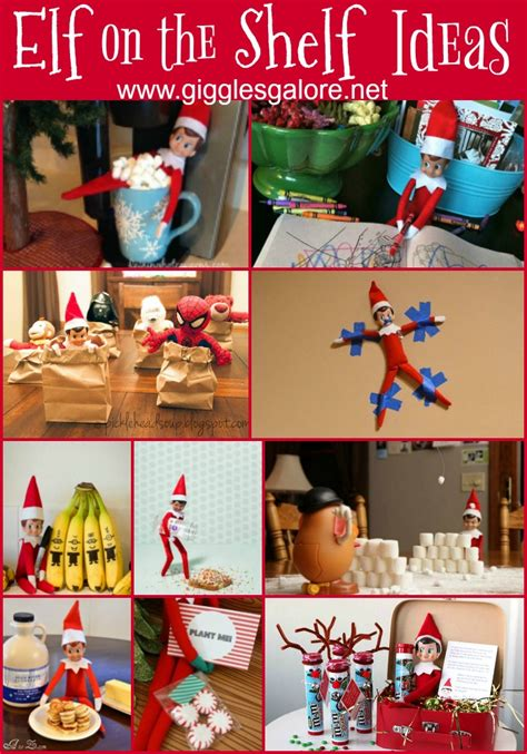 New On The Shelf Ideas by On The Shelf Ideas Giggles Galore