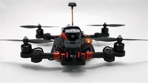 Drone Racer tilt racing drone helicomicro