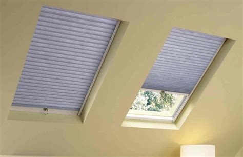 how to make skylight curtains motorized and manual flat and honeycomb skylight shades