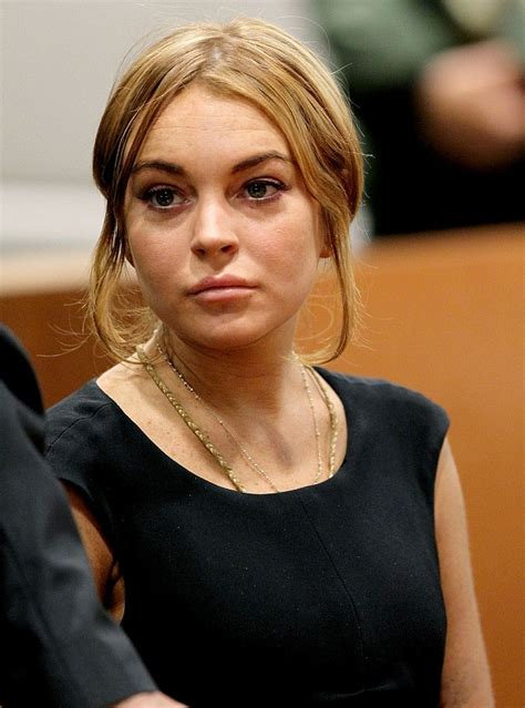 Lindsay Lohan Rejects Plea Wants Trial by Lindsay Lohan Offered A Plea Deal With No Time