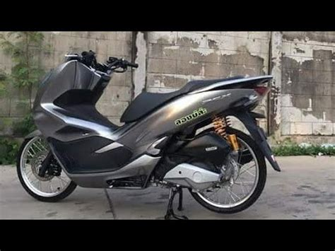 Pcx 2018 Putih Modif by Modifikasi Honda Pcx 150 2018 Ytvideos Tk