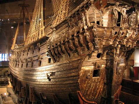 vasa ship panoramio photo of vasa this ship sank in the xvii