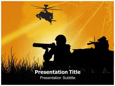 Powerpoint Templates War Best Business Template Civil War Powerpoint Template