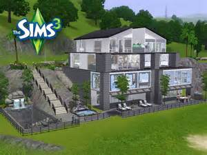 sims 3 haus sims 3 haus bauen let s build schickes modernes