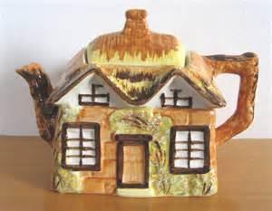 zz price kensington cottage ware vintage pottery teapot sold
